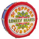 THE BEATLES Retro Sgt Pepper Drum LED Mini Lamp