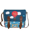 Disaster Daydream Retro Sky Falls Satchel Bag