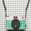 DISASTER DESIGNS Retro 70s Pix Camera Mini Bag