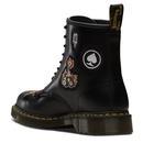 1460 Patch DR MARTENS Women's Rock 'n' Roll Boots