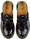 8065 DR MARTENS Patent Lamper Mary Jane Shoes