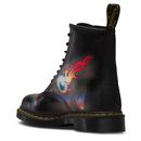 1460 DR MARTENS X RICK GRIFFIN Eye Graphics Boots