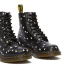 1460 DR MARTENS Women's Pascal Chaos Hearts Boots