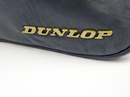 Leather Look DUNLOP Retro Mod Zip Top Shoulder Bag