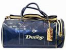 DUNLOP Retro Indie Seventies Vintage Holdall Bag N
