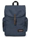 Austin EASTPAK Retro 60s Laptop Backpack - Denim