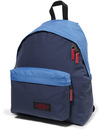 eastpak padded pakr backpack combo blue