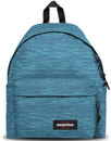 eastpak padded pakr retro 1970s backpack knit blue