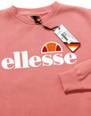 Agata ELLESSE WOMENS Retro 80s Sweat in Pink