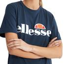 Albany ELLESSE Womens Relaxed Fit BoyfriendTee N