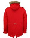 Blizzard ELLESSE Retro Fleece Lined Padded Parka R