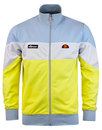 ellesse caprini retro 80s colour panel track top