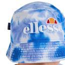 Hallan ELLESSE Retro 90's Tie Dye Bucket Hat BLUE
