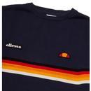 Valmir ELLESSE Retro Knitted Chest Stripe Jumper