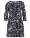Effy EMILY AND FIN Retro Strike A Pose Tunic Dress