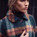 Eloise EMILY AND FIN Women's Retro Winter Coat