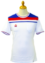 ADMIRAL England 82 Retro Indie Football T-Shirt W