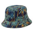 FAILSWORTH Retro Reversible Britpop Bucket Hat
