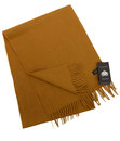 Failsworth Retro Lambswool Scarf Camel
