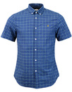 Cosford FARAH Mod Gingham Check button down Shirt