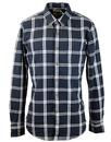 FARAH 1920 RETRO MOD WORKER SHIRT GWENN