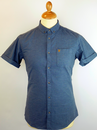 The Beatty FARAH VINTAGE Retro Mod Fleck Shirt (N)