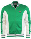 fila settanta jacket kelly green