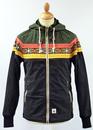 Baldwin FLY53 Retro Indie Navajo Stripe Mod Jacket