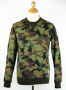 Razorbait FLY53 Retro Indie Jellybean Camo Sweater
