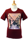 FLY53 FLY 53 EXPO SIXTIES HIPPY BAN THE BOMB TEE