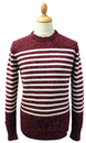 FLY53 FLY 53 RETRO MOD SIXTIES BRETON SWEATER 60s