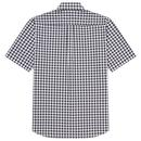 FRED PERRY Mens Modernist 2 Colour Gingham Shirt W