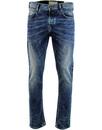 french connection slim denim jeans light indigo
