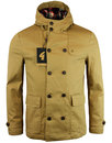 GABICCI VINTAGE Mod Double Breasted Casual Parka
