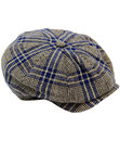 York GIBSON LONDON Mod Made in England Gatsby Hat