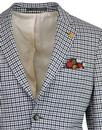 Towergate GIBSON LONDON Gingham Check Suit Blazer