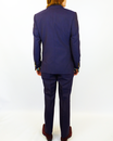 Stripe Marriott GIBSON LONDON Mod Pinstripe Suit