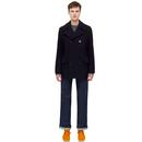 Churchill GLOVERALL Made in England Peacoat (Navy)