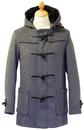 GLOVERALL 3251 Mid Melton Retro Mod Duffle Coat G
