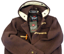 Monty GLOVERALL 3210 Mod Retro Mid Duffle Coat