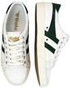 GOLA Mark Cox Men's Retro Canvas Tennis Trainers