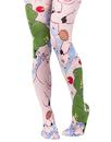 hamm n rex irregular choice print toy story tights