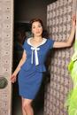 HEARTBREAKER HAUTE MATILDA RETRO DRESS MOD DRESS