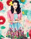 Angelique HELL BUNNY Retro Flower Print Mini Dress