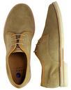 Agadir HUDSON Mod Lightweight Suede Derby Shoes S