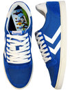 Slimmer Stadil Waxed Low HUMMEL Retro Trainers IB