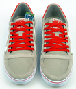 Slimmer Stadil Low Canvas HUMMEL Retro Trainers DW