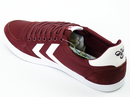 Slimmer Stadil Low Canvas HUMMEL Retro Trainers C