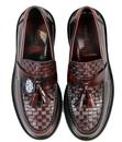 IKON ORIGINAL Weaver Retro Mod Weave Stamp Loafers