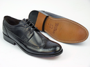Yorke IKON ORIGINAL Retro Mod Long Wing Brogues B